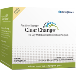 Metagenics Clear Change 10 Day Detox Vanilla M44337
