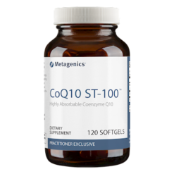 Metagenics CoQ10 ST 100 120 softgels CQE4