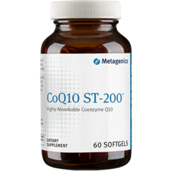 Metagenics CoQ10 ST 200 60 softgels M27354