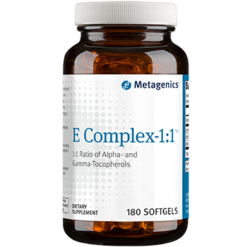 Metagenics E Complex 11 180 softgels EC718