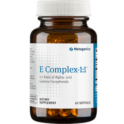 Metagenics E Complex 11 60 softgels EC7