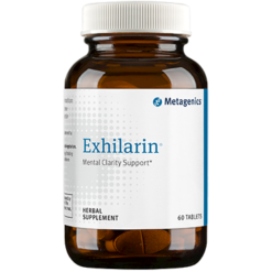 Metagenics Exhilarin 60 tabs EX001