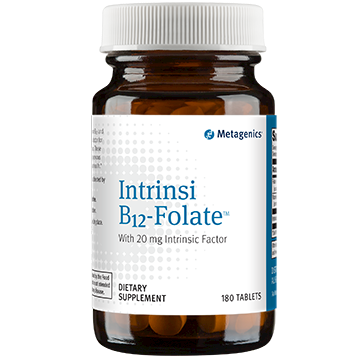 Metagenics Intrinsi B12 Folate 180 tabs INTR8