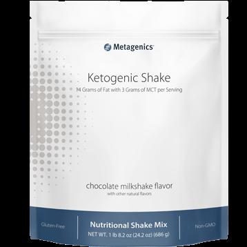 Metagenics Ketogenic Shake Choc 14 servings M48663