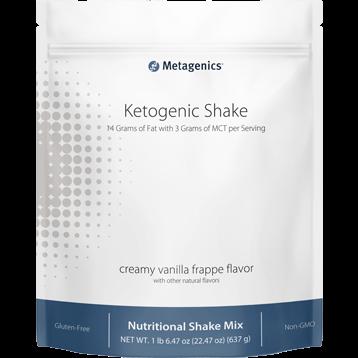 Metagenics Ketogenic Shake Vanilla 14 servings M48670