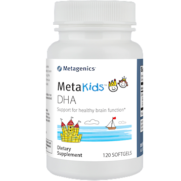 Metagenics MetaKids DHA 120 softgels M25565