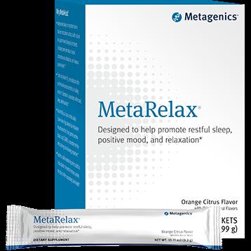 Metagenics MetaRelaxreg 30 3.3 g packets M45839