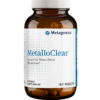 Metagenics MetalloClear 180 tabs MCLR