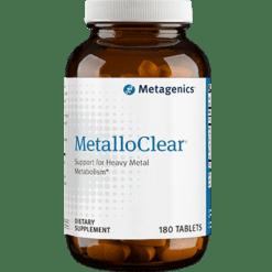 Metagenics MetalloClear 180 tabs MCLR
