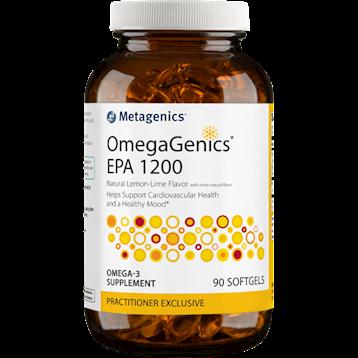 Metagenics OmegaGenics EPA 1200 90 softgels M50987