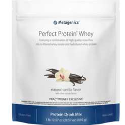 Metagenics Perfect Protein Whey Vanilla 30 servings M48755