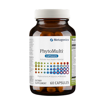 Metagenics PhytoMulti 60 caps M35199