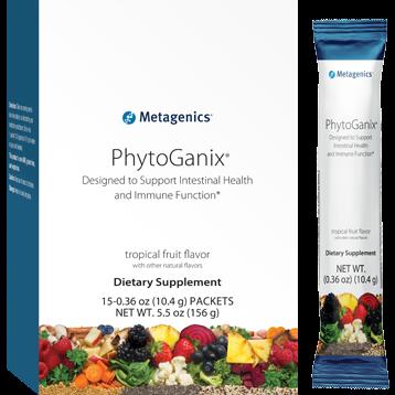 Metagenics Phytoganix Tropical Fruit 15 single srv M47796