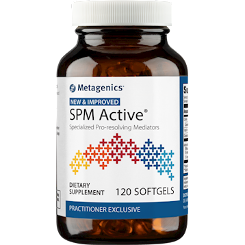 Metagenics SPM Active 120 softgels M45341