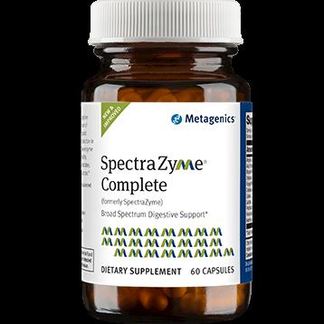 Metagenics SpectraZyme Complete 60 Capsules M39180