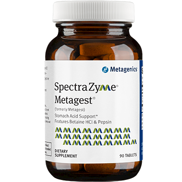 Metagenics SpectraZyme Metagest 90 tabs METG