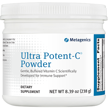Metagenics Ultra Potent C Powder 8 oz ULTRP