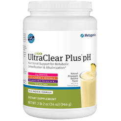 Metagenics UltraClear PLUS pH Pin Ban 966g UCPHP
