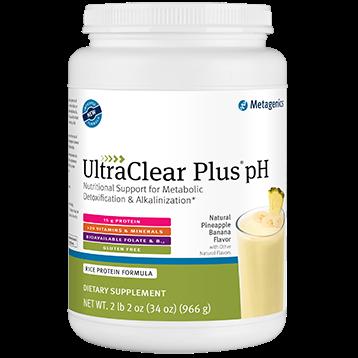 Metagenics UltraClear PLUS pH Pin Ban 966g UCPHP