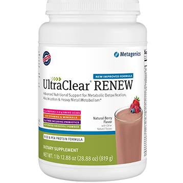 Metagenics UltraClear RENEW Berry 28.88 oz M43934
