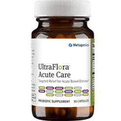 Metagenics UltraFlora™ Acute Care 30 caps PRB30