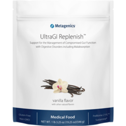 Metagenics UltraGI Replenish Vanilla 14 servings M43897