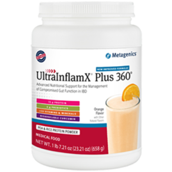 Metagenics UltraInflamX Plus 360 Orange 23.21 oz M33973