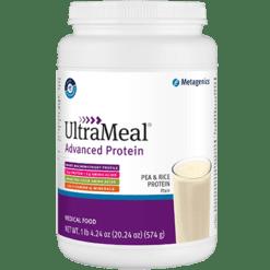 Metagenics UltraMeal Adv Protein Plain 574g M39593