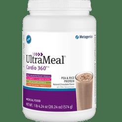 Metagenics UltraMeal Cardio 360 PeaChoc 1.26 lb UMPCR