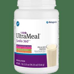 Metagenics UltraMeal Cardio 360 PeaVan 1.2 lb UMPVR