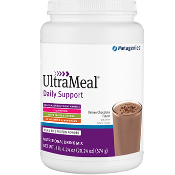 Metagenics UltraMeal Daily Support Chocolate 574 gm M93968