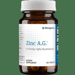 Metagenics Zinc A.G. 20 mg 180 tabs ZN026