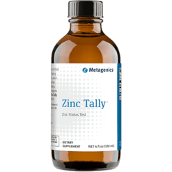 Metagenics Zinc Tally Test 4 fl oz ZINCT