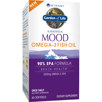 Minami Mood Omega 3 90 EPA 60 gels MN0037