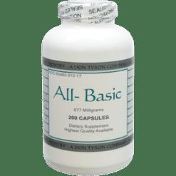 Montiff All Basic 677 mg 200 capsules ALLB2