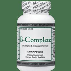 Montiff B Complete 120 capsules BCO23