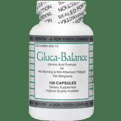 Montiff Gluca Balance 710 mg 100 caps GLU92