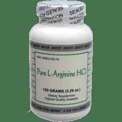 Montiff Pure L Arginine HCl 150 grams ARG17