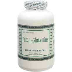 Montiff Pure L Glutamine powder 250 gms GLU98