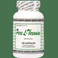 Montiff Pure L Threonine Powder 150 grams THRE4