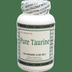 Montiff Pure Taurine Powder 150 gms TAU15