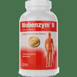 Mucos Pharma Wobenzym Wobenzym N 100 tablets WOBE9