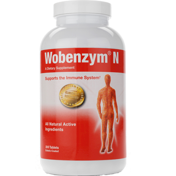 Mucos Pharma Wobenzym Wobenzym N 200 tablets WOBEN