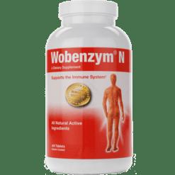 Mucos Pharma Wobenzym Wobenzym N 400 tablets WOBE6