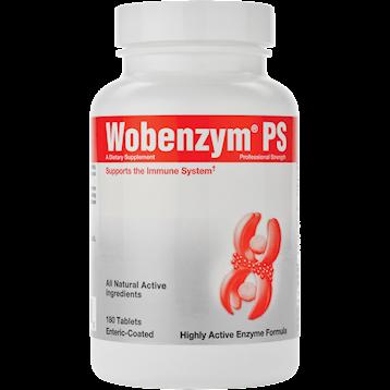 Mucos Pharma Wobenzym Wobenzym PS 180 tablets WOBPS