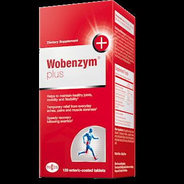 Mucos Pharma Wobenzym Wobenzym Plus 120 tablets D39618