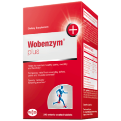 Mucos Pharma Wobenzym Wobenzym Plus 240 tablets D39632