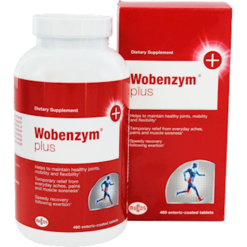 Mucos Pharma Wobenzym Wobenzym Plus 480 tablets D39656