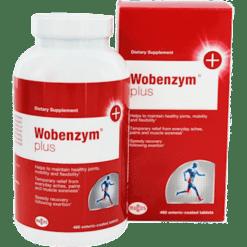 Mucos Pharma Wobenzym Wobenzym Plus 480 tablets D39656