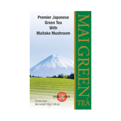 Mushroom Wisdom Inc. Mai Green Tea 20 bags MAIGR